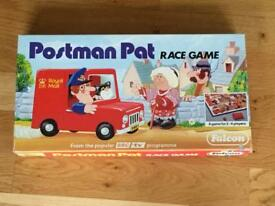 Postman Pat Race Game.