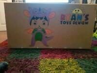 Ryan's toys review toybox