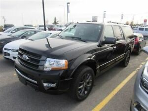 2017 Ford Expedition Max Limited 4X4 Sunroof