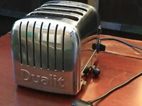 Dualit Combi toaster, 2+1