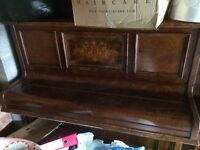 Beautiful piano in need of a good home