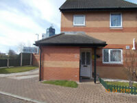 a 2 bedroom house wanted for our 3 bed semi in blackpool all areas considered !!
