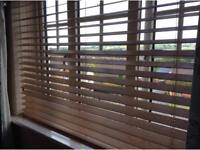 Chunky Wooden Blinds