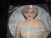 Madonna II Picture Disc