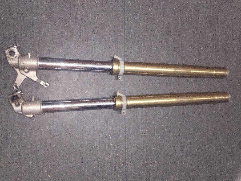 Drz400 supermoto forks