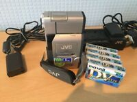 Camcorder by JVC