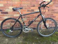 Rare 90's Schauff High Voltage GERMAN built MTB Retro bike Exage Gears - Can Deliver Local