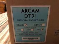 Arcam DiVA DT91 DAB / FM Tuner Radio