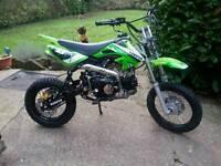 110cc pit bike