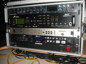 Studiomaster VMS vocal effects preamp rackmount processor