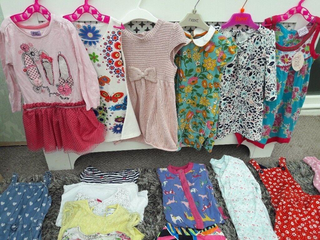 Beautiful Girls Bundle Dresses Jumpsuits Tops River Island Next And