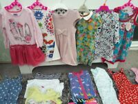 Beautiful Girls bundle dresses jumpsuits tops river island next and more age 2-3 years