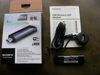 USB Wireless LAN Adapter UWA-BR100 for SONY TV