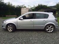 Vauxhall Astra 1.9TDI SRI 150