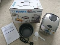Zojirushi Rice Cooker NS-TSQ10 *REDUCED FOR QUICK SALE*