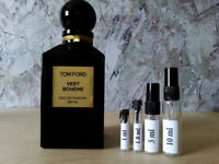 Tom Ford - Vert Boheme fragrance samples and decants - HelloScents