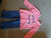 12-18 month girl pyjama bundle