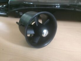 70mm EDF ( Electric Ducted Fan ) For Radio Control RC Plane Jet Boat etc