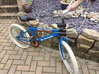 Stunt BMX bikes