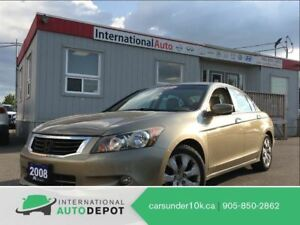 2008 Honda Accord EX-L | V6 | LEATHER | MOONROOF