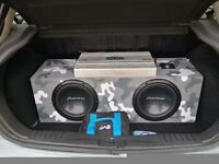 Very loud subs for sale