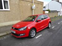 VW Polo 1.4 Match - Lovely Condition