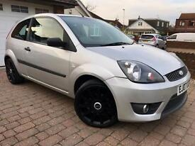 Ford Fiesta Zetec S 1.6L 3Dr In Mint Condition! FULL FORD SERVICE HISTORY/1 Year MOT