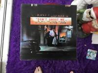 DJLPH427 Elton John Don't shoot me I'm only the piano player 1972 LP sleeves 12 page book VGC