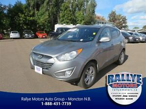 2013 Hyundai Tucson GL! Heated! Leather! Alloy! ONLY 65K! Save!