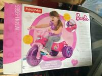 Brand new Fisher-Price Trike