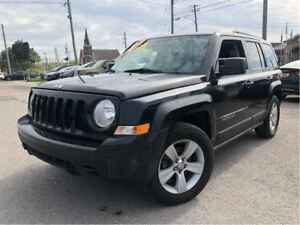 2011 Jeep Patriot Sport/North LOW KMS!! TOW PACKAGE