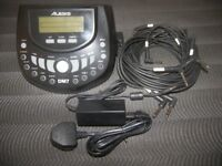 Alesis DM7 - High Definition Drum Module with 418 Dynamic Sounds + Cables and Power Supply.
