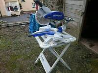 Electra Beckum KGS 303 compound Mitre Saw.