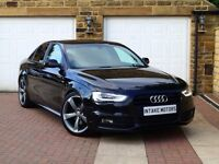 2012 AUDI A4 2.0 TDI BLACK EDITION 4DR ***FACELIFT MODEL, 1 OWNER*** *** a5 a6 s line 3.0 a3 a7 golf
