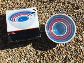 Cooks mixing bowls - set of 6 - new