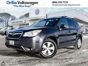 2014 Subaru Forester NEW BRAKES/ HEATED SEATS