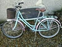 ladies town bike good condirion