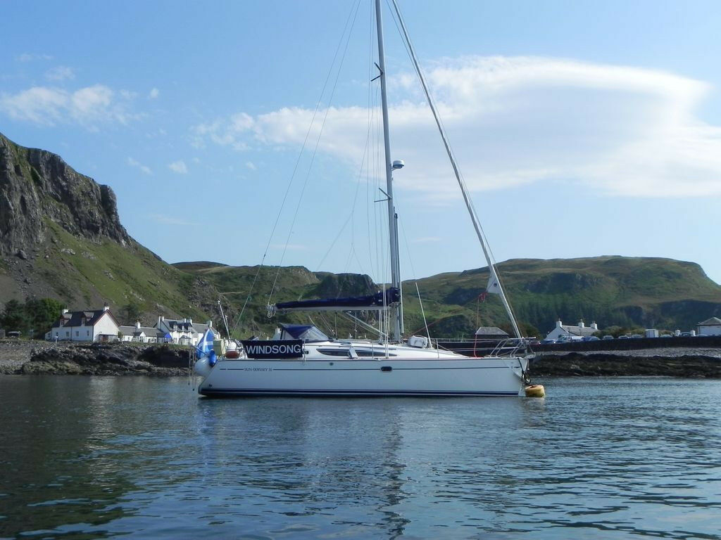 Jeanneau Sun Odyssey 35 Lift Keel Yacht In Prime Condition With Extensive Inventory In Nairn Highland Gumtree