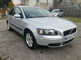 2005/55 Volvo S40 1.6D S E4, low miles 92k, Full Volvo history, Jan 19 MOT, dependable and in vgc
