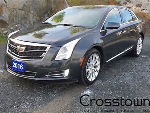 2016 Cadillac XTS AWD/NAVI/PANO ROOF/BACK UP CAM/HEATED AND COOL