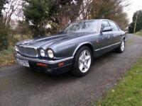 Lovely jaguar xj6, service history, MOT