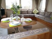 SITED STATIC CARAVAN FOR SALE IN NORTH WALES WITH PITCH FEES UNTIL 2019