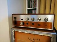 Rogers Ravensbourne stereo amplifier vintage classic rare