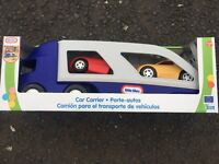 Kids car transporter