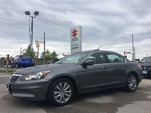 2012 Honda Accord Sedan EX ~Low Km ~Power Sunroof ~Power Seat