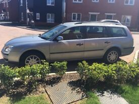 More pics on request... Ford mondeo estate 56 plate, engine light on, still runs