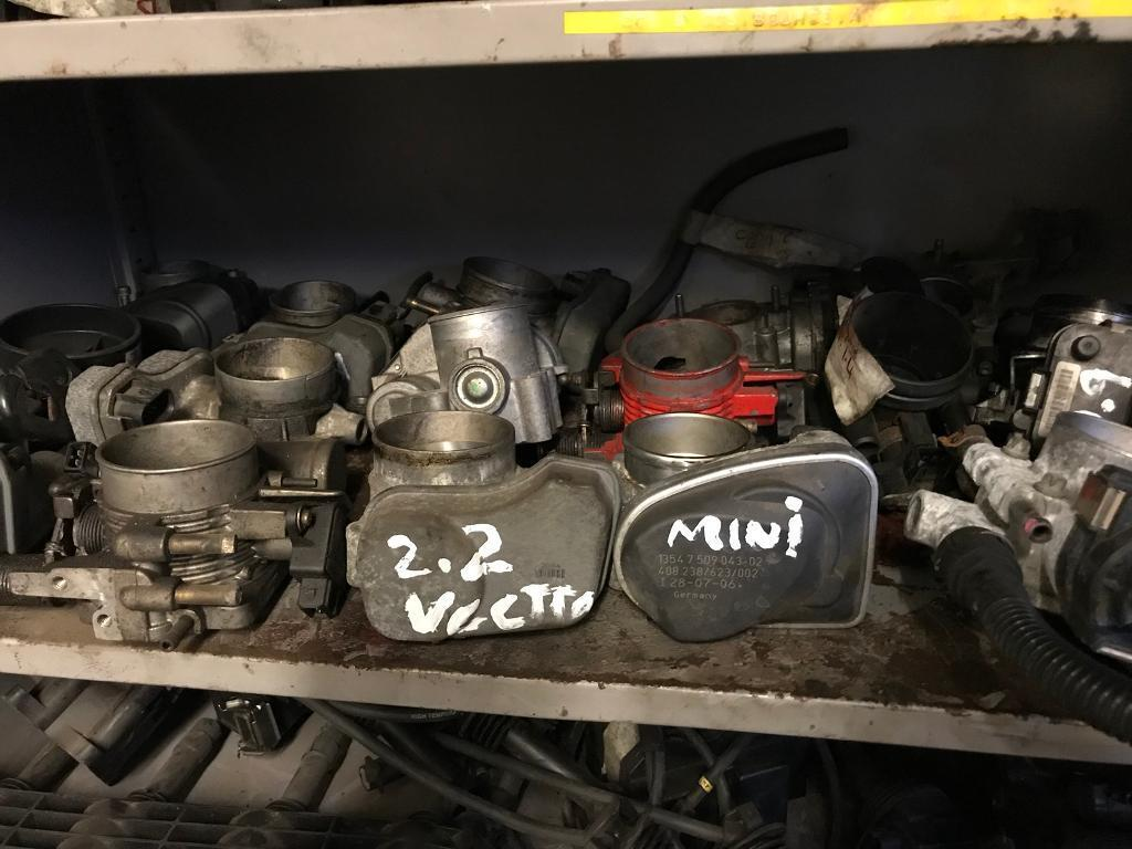 Throttle body's a large selection for various cars