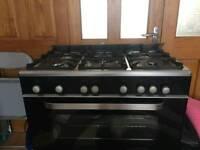 Kenwood gas range 90 cm cooker