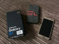 Samsung S7 32GB Platinum Gold