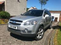 Chevrolet Captiva LTZ 7 Seater 4x4